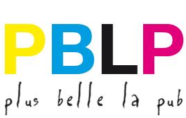 Logo du blog partenaire Plus Belle La Pub