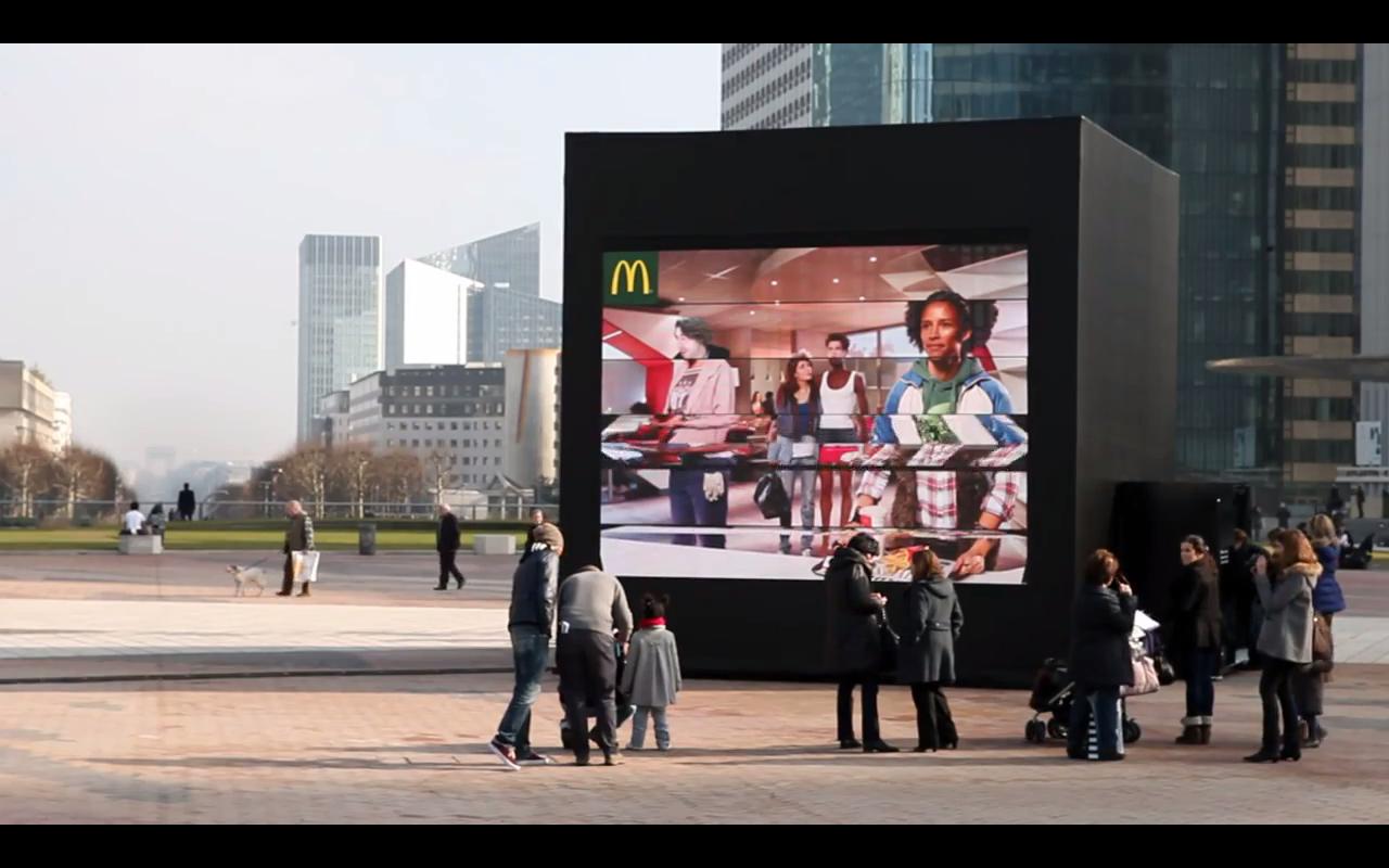 Cube-McDonalds