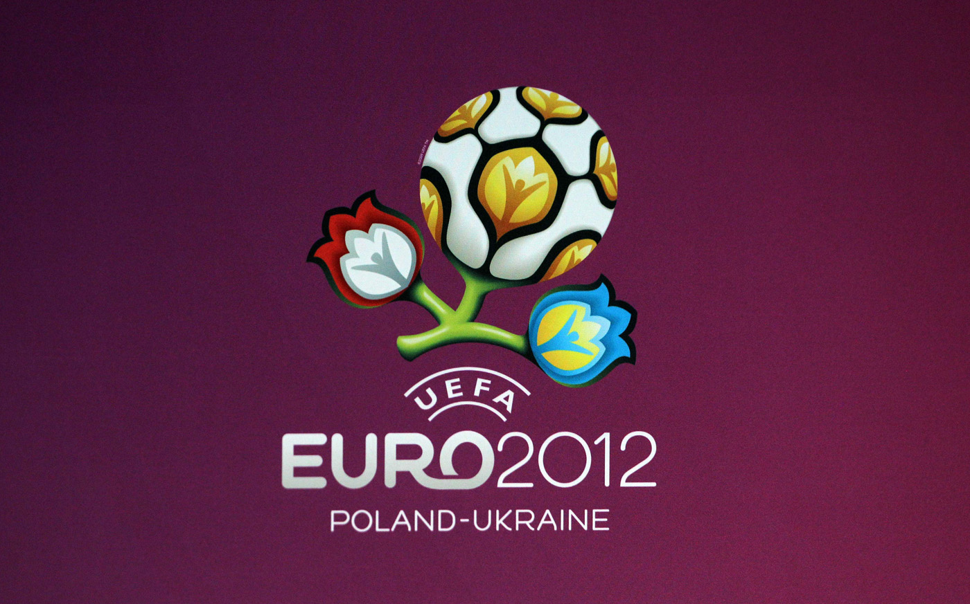 L'euro 2012 Poland Ukraine