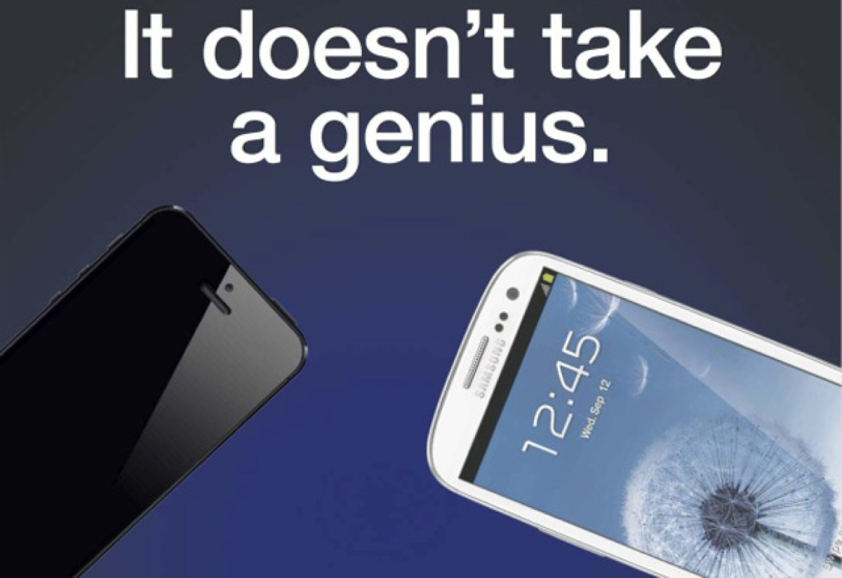 samsung-ad-it-doesnt-take-genius
