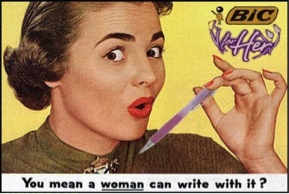 Bic for her - Pub
