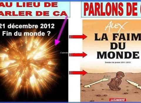 Fin Du Monde Faim Du Monde