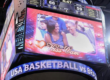 Consommation, publicité et NBA : passage au Verizon Center de Washington
