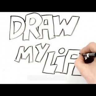 Jacques said Draw your life !