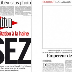 Peut-on imaginer un journal sans photo ?