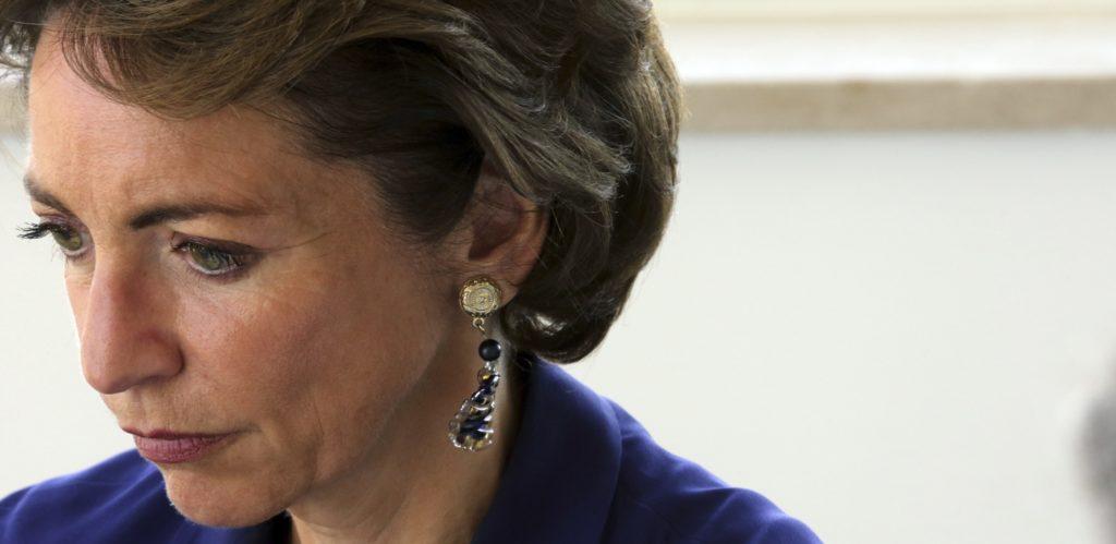 Marisol Tourraine, ministre de la santé
