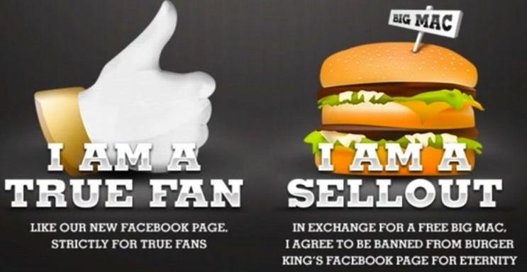 Burger King vs. Big Mac
