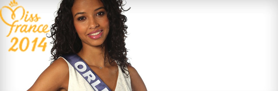Flora Coquerel miss france 2014