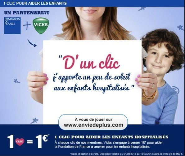 Communication humanitaire - fondation de France