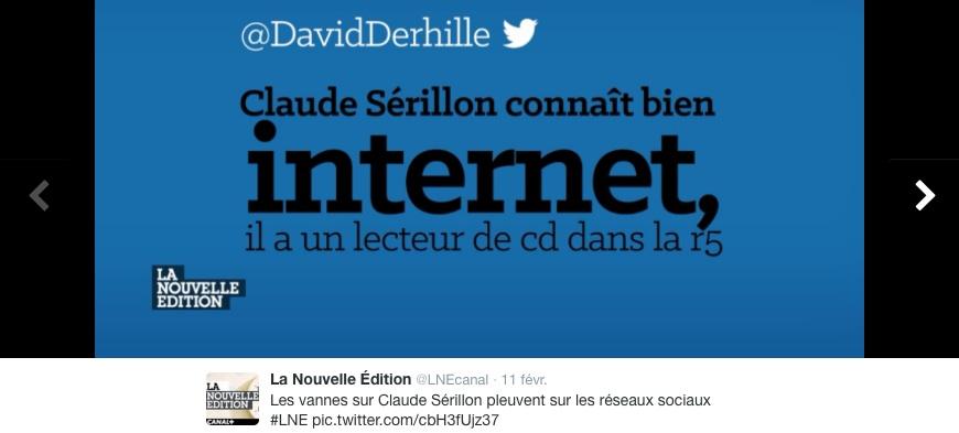 Claude Sérillon