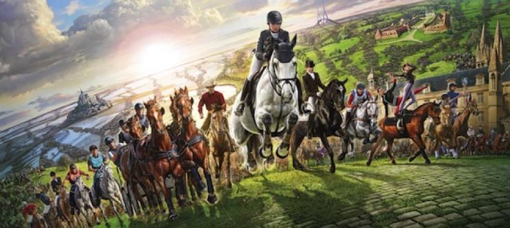 Jeux Equestres Mondiaux