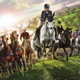 Les jeux équestres mondiaux, une communication discrète à J-88