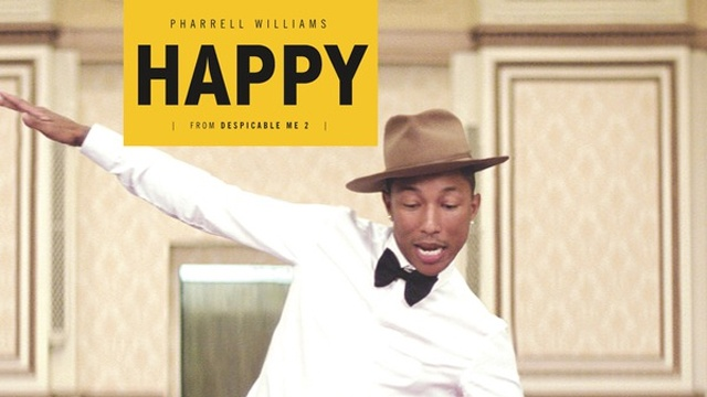 Pharrell Williams - Lions d'or 2014