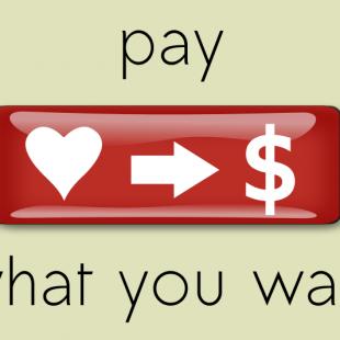 Seriez-vous prêts à payer avec le PWYW ?