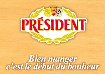 publicité président