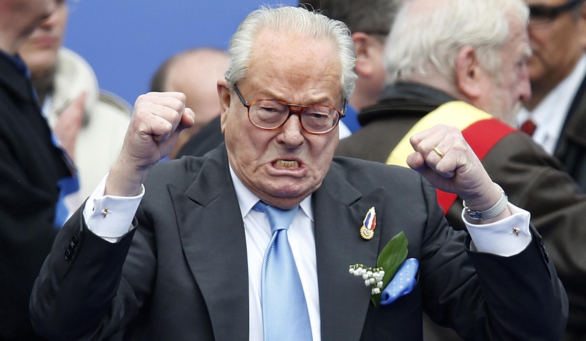 JMLP Jean Marie Le Pen