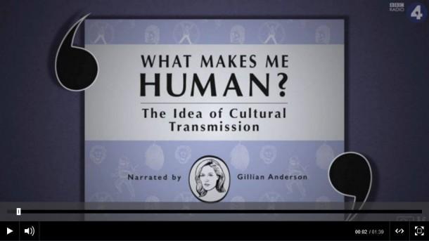 what makes me human