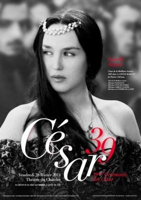 César 39 Isabelle Adjani Fastncurious