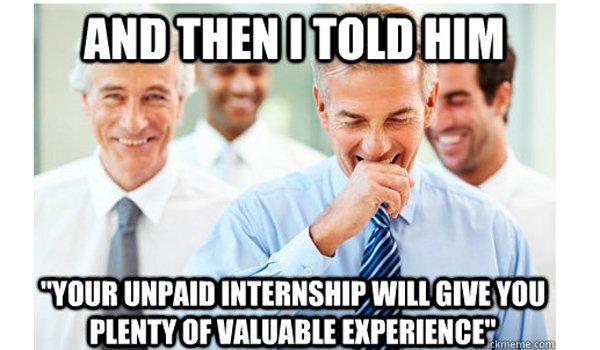 meme internship fastncurious