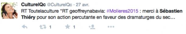 twitter molières 2015
