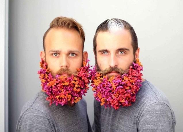 "rian Delaurenti et Jonathan Dah - ""The Gay Beards"""