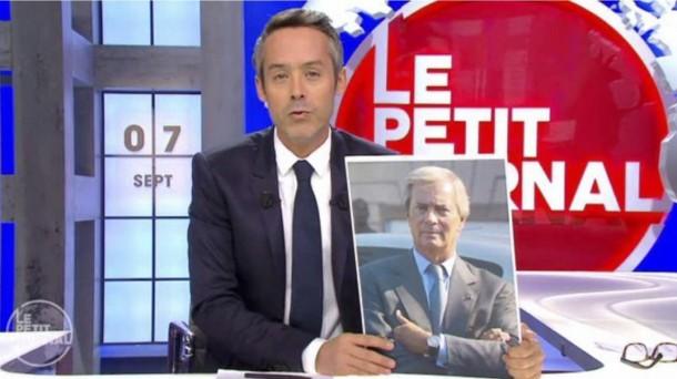 Le petit journal Canal +