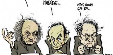 Contre bien-pensants : Houellebecq, Zemmour, Finkielkraut