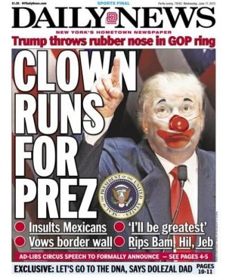 Daily News - Donald Trump