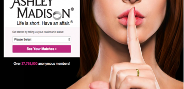 Homepage Ashley Madison