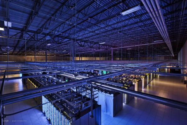Centre de données Google à Council Bluff, Iowa