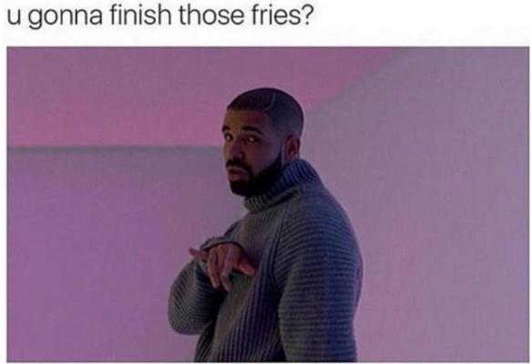 Meme Drake DAILYMAIL