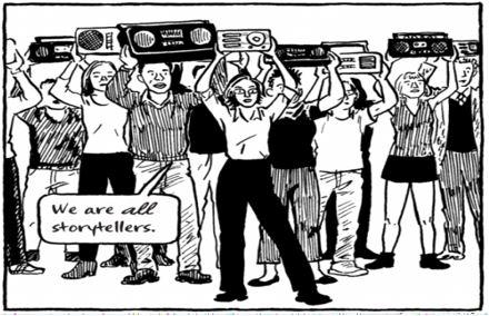 Les podcasts natifs ou le pouvoir de la voix