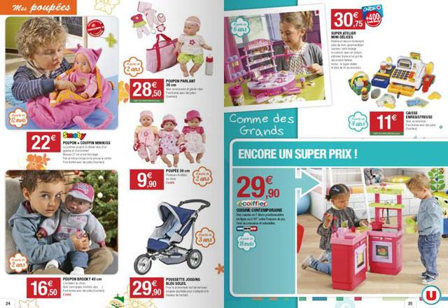Catalogue Super U Noël 2014