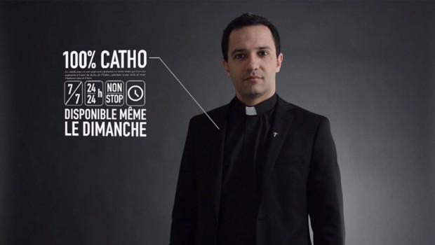 Adopte un curé