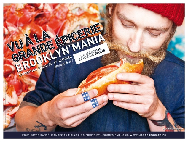 Brooklyn Mania - La grande épicerie de Paris